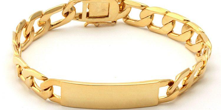 Gold Bracelets For Men
