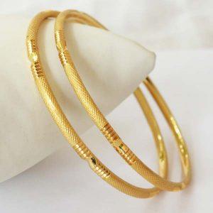 Gold bangles in 20 grams – Dhanalakshmi Jewellers