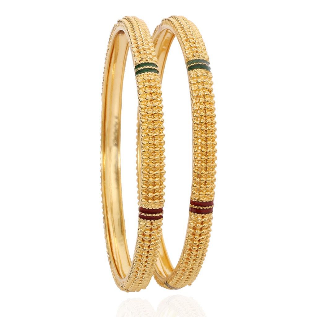 Gold Bangle Designs