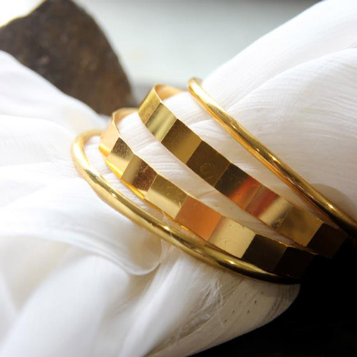 Traditional Gold Bangles Designs Dhanalakshmi Jewellers