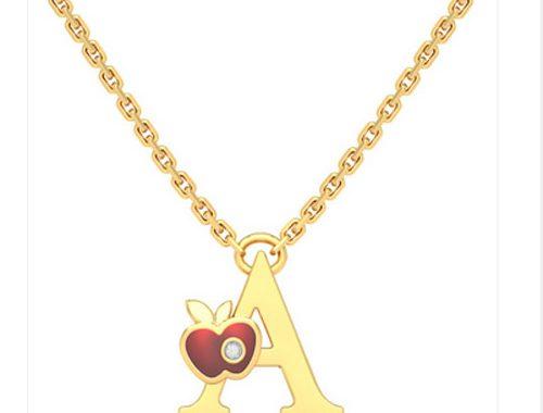 Latest designs dhanalakshmi jewellers latest gold necklace designs for kids alphabetical aloadofball Images