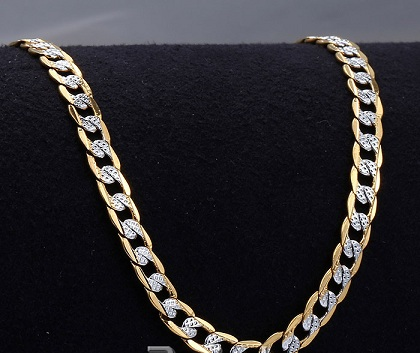 Gold Chain Designs for Men