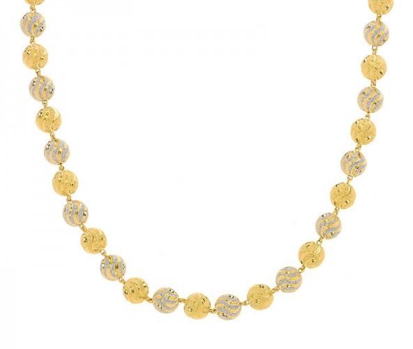 Gundla Mala Necklace in 20 grams
