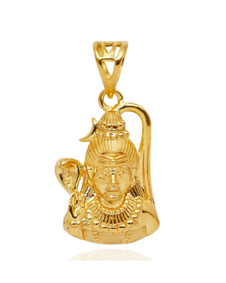 Hindu God Gold Lockets