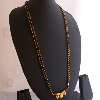 Mangalore Style Gold Mangalsutra