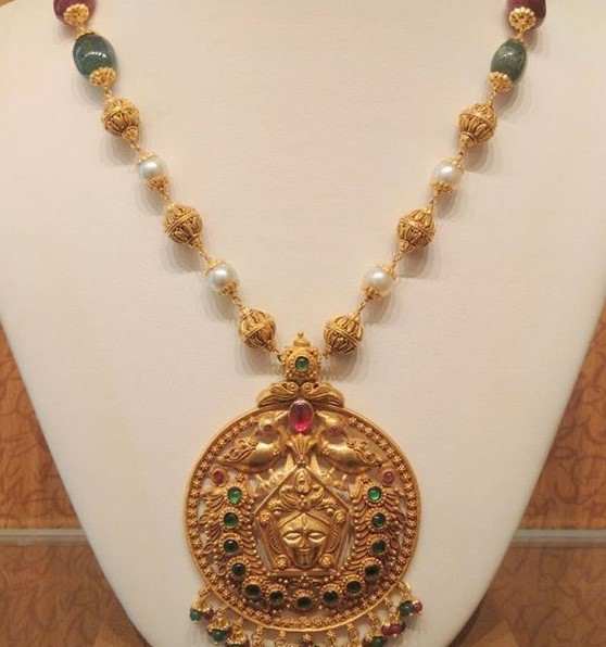 Light Weight Temple Jewelry