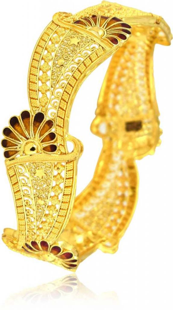 Gold Kadas in 40 grams