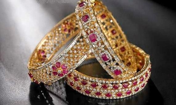 DiamondBangles