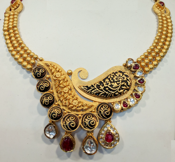 Latest Gold Necklace