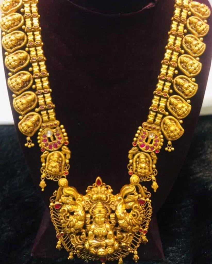 Temple Jewellery Haram