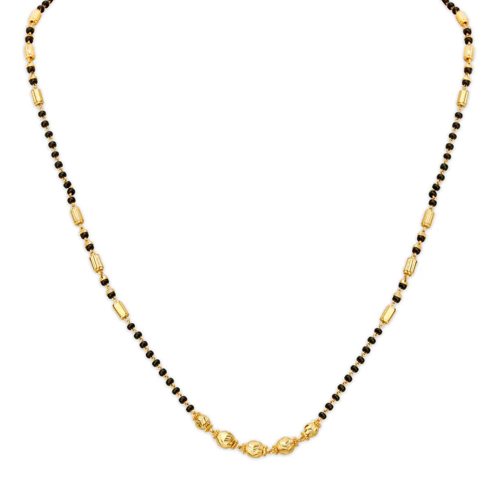 Single Chain Gold Mangalsutra