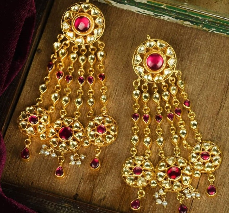 Jhumar Earrings