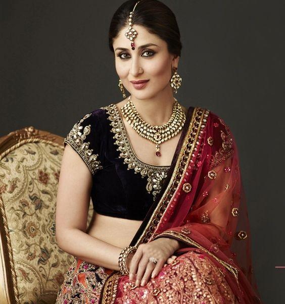 Kareena Kapoor Kundan Necklace