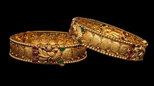 Chettinad Jewelry   Dhanalakshmi Jewelers