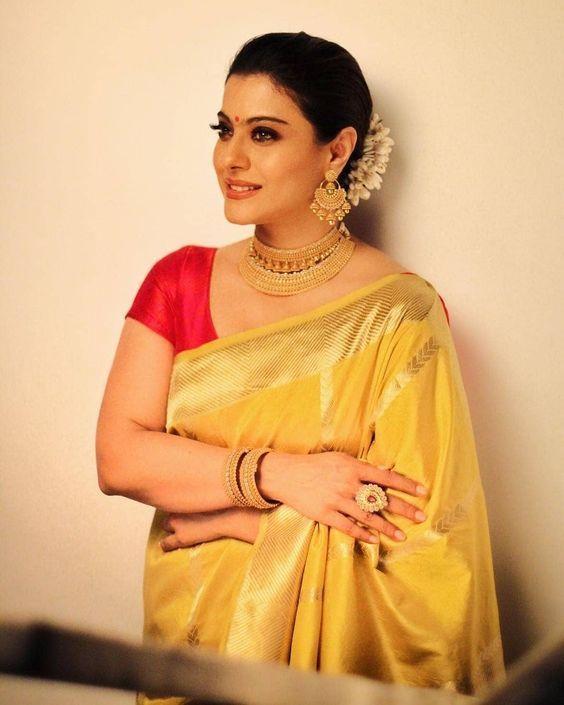 Kajol Saree Jewellery