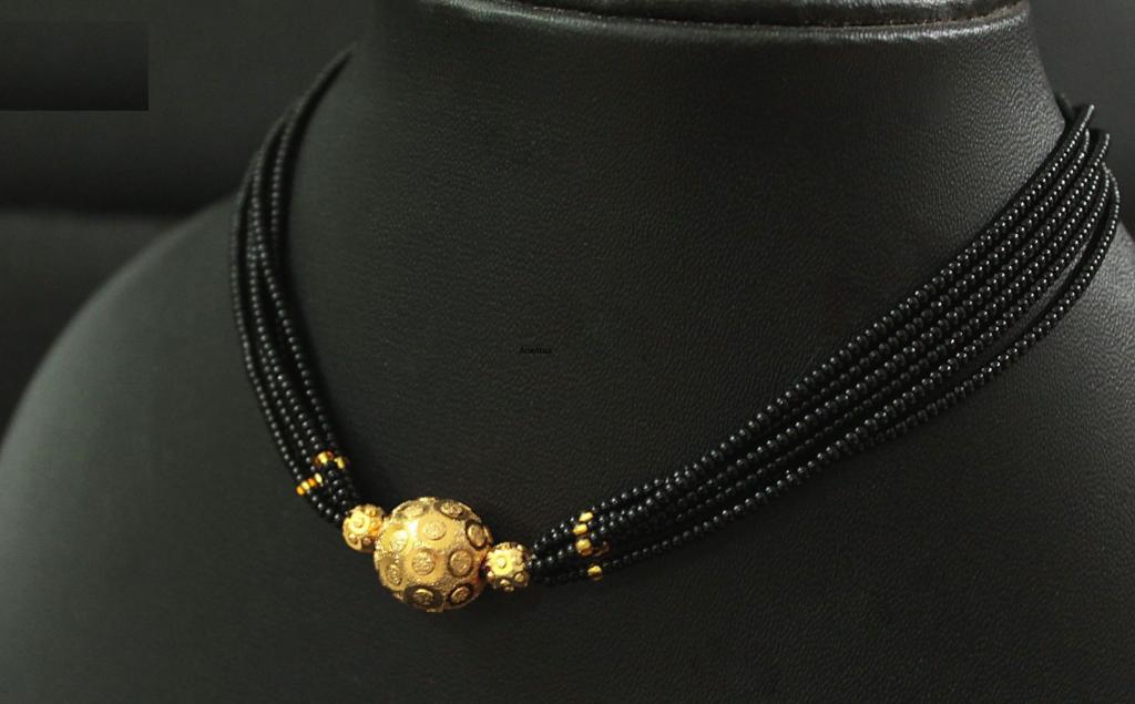 Mangalsutra Designs | Dhanalakshmi Jewellers