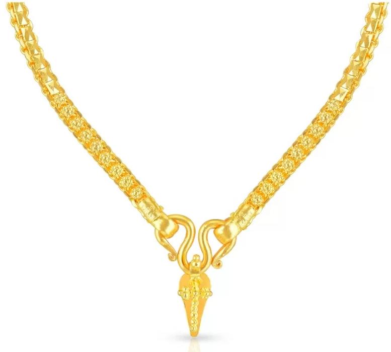 Kerala Mangalsutra Designs   Ela Thaali & Minnu   Dhanalakshmi Jewellers
