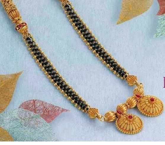Karnataka Style Maangalya-Sutra Designs | Dhanalakshmi Jewelers