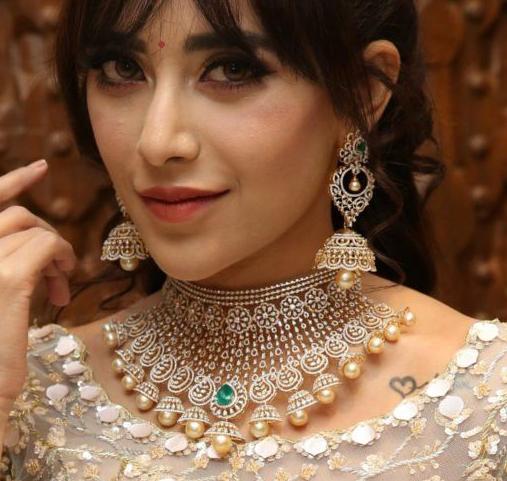 Diamond Choker Necklace Designs