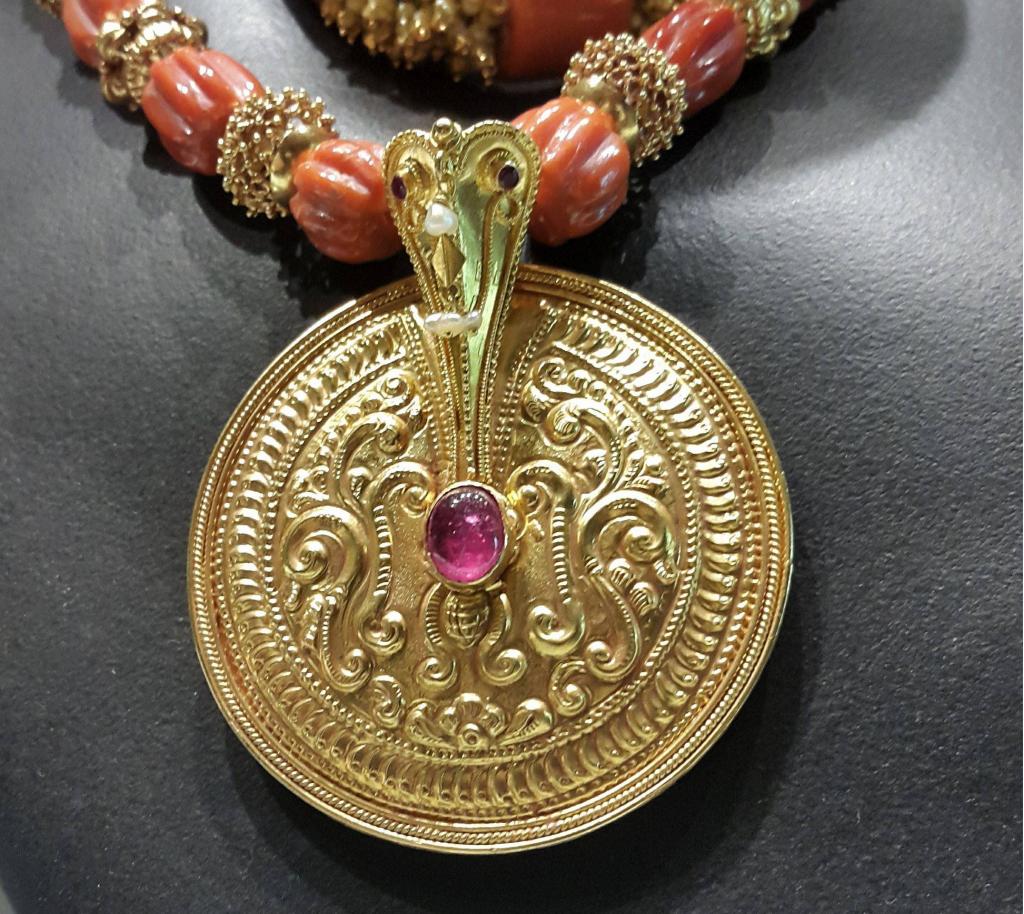Kodava / Coorgi Style Mangalsutra Designs | Karthamani Pathak | Dhanalakshmi Jewelers
