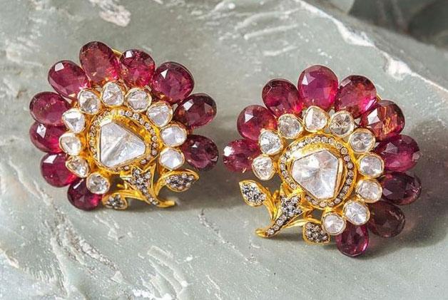 Stud Earrings, Top Earrings