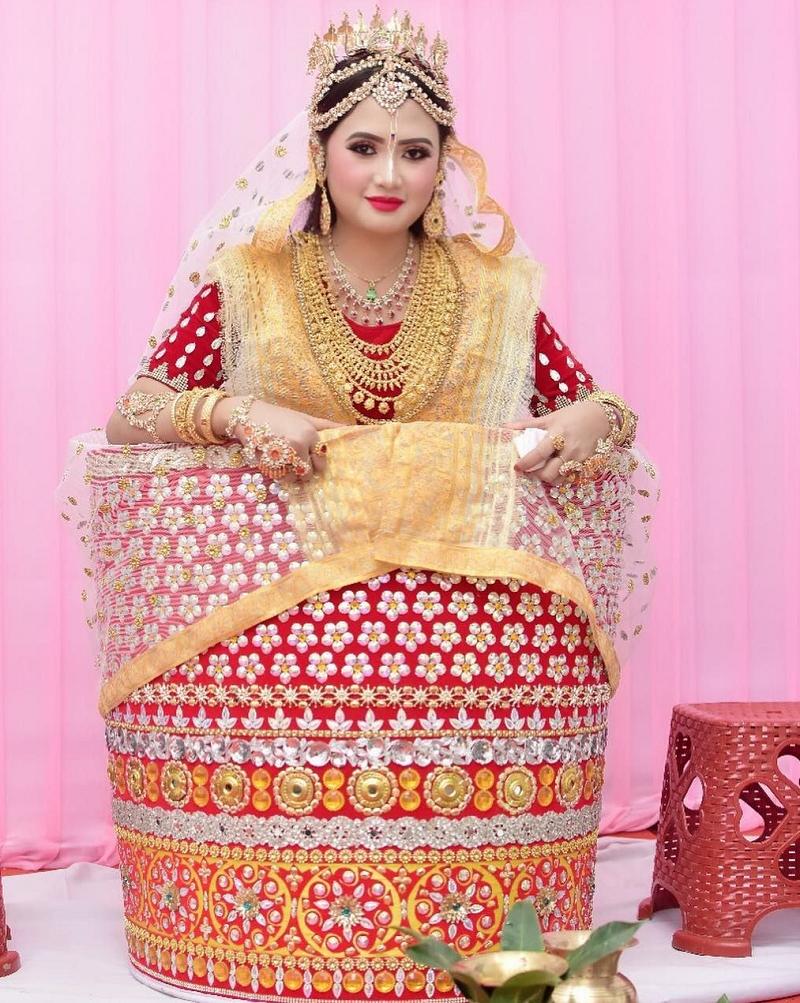Manipuri bride