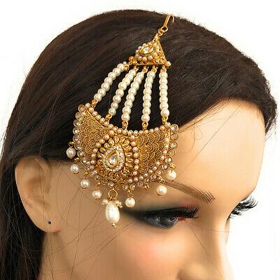 Jhoomar Passa with pearls